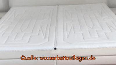 oberteil f r ettkus wasserbett bezug ab 179 81 180x200 cm. Black Bedroom Furniture Sets. Home Design Ideas