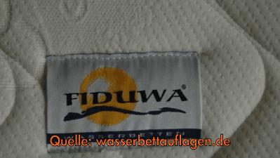 Wasserbetten Hattingen oberteil für wasserbett bezug fiduwa wasserbetten ab 179 81