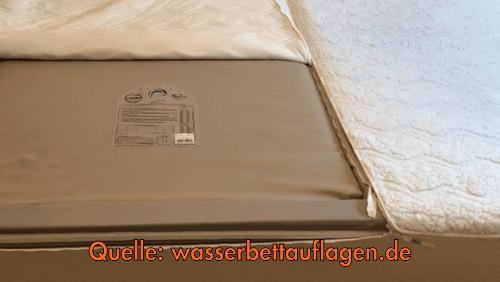oberteil f r kallisto wasserbett bezug ab 179 81 180x200 cm. Black Bedroom Furniture Sets. Home Design Ideas